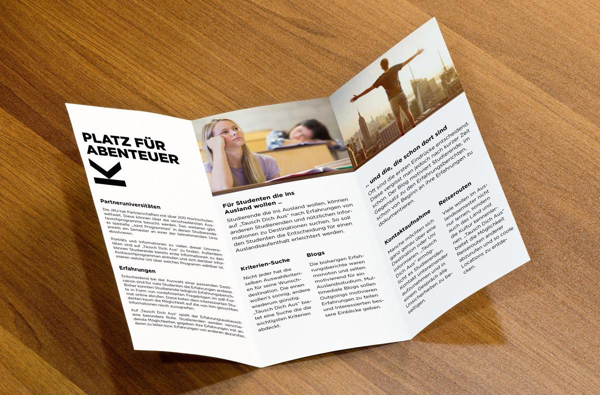 Folder, Prototyp Blog Design Konzept Umsetzung Drupal, JKU Auslandsstudium, Erfahrungen, Erlebnisse, Entscheidungsfindung, Erfahrungsberichte, Reiseroutennetzwerk, Master Webwissenschaften, interdisziplinär